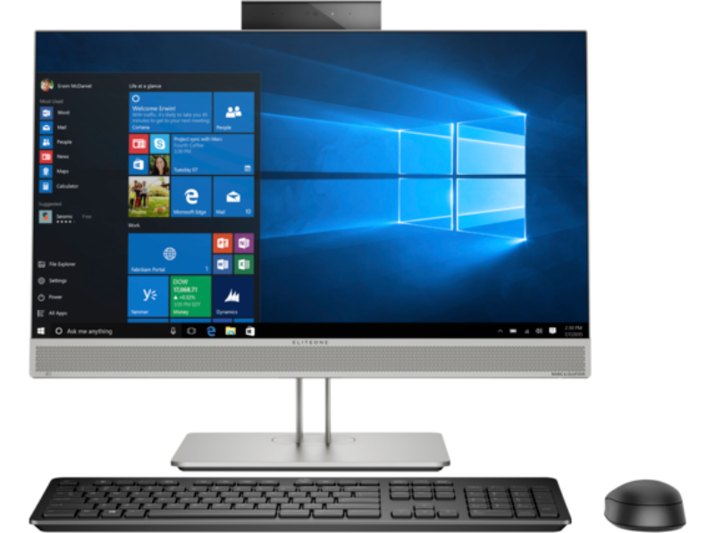 All in One počítač HP EliteOne 800 G5