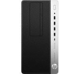 HP EliteDesk 705 G4 microtower PC