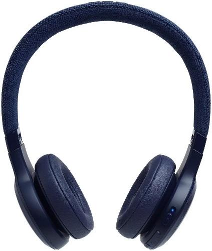 JBL Live 400 BT Headphone Blue