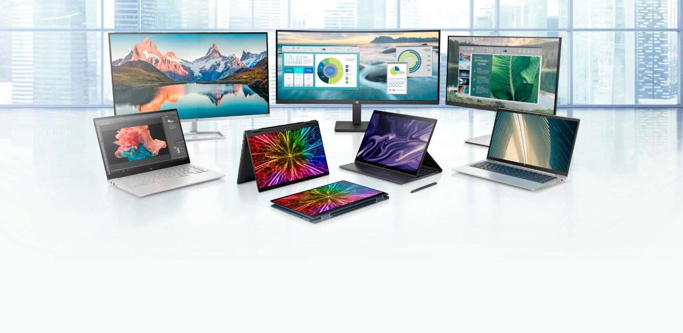 HP na CES 2021 - novinky od HP