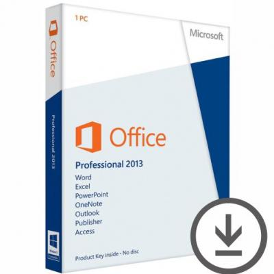 MICROSOFT Office 2013 Professional SK Online