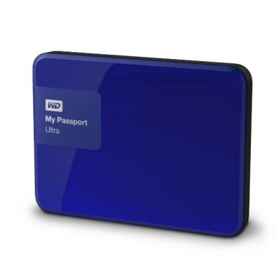 "Western Digital Externý disk 2.5"" My Passport Ultra 1TB USB"
