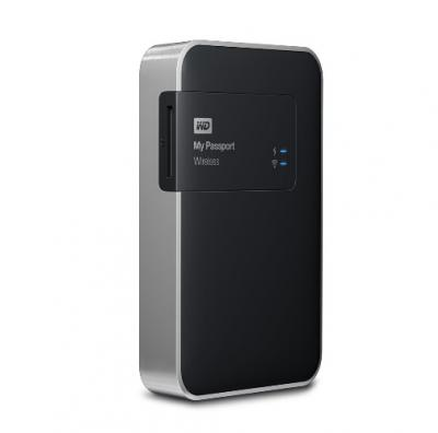 "Western Digital Externý disk 2.5"" My Passport Wireless 2TB USB3.0"