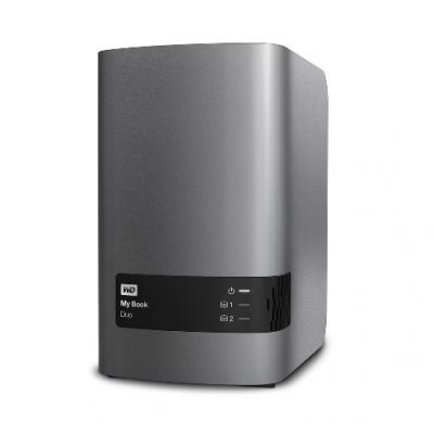 "Western Digital Externý disk 3.5"" My Book Duo 12TB USB 3.0"
