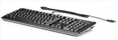 HP USB SmartCard klávesnica