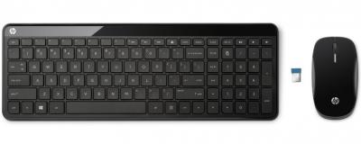 HP Wireless myš a klávesnica C6020