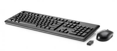HP Wireless myš a klávesnica