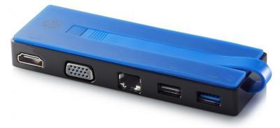 HP Cestovná dokovacia stanica USB-C