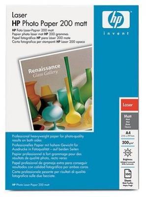HP Matný foto papier A4 100 listov