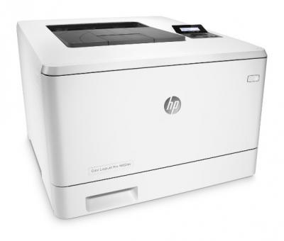 HP LaserJet Pro 400 M452nw