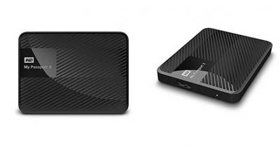 "Western Digital Externý disk 2.5"" My Passport X 2TB USB 3.0"