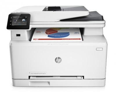 HP Color LaserJet Pro M277n