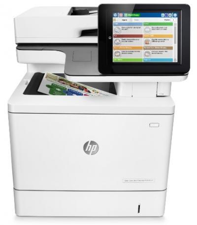 HP Color LaserJet Enterprise M577f