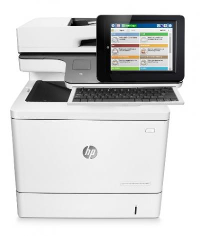 HP LaserJet  Enterprise M577c
