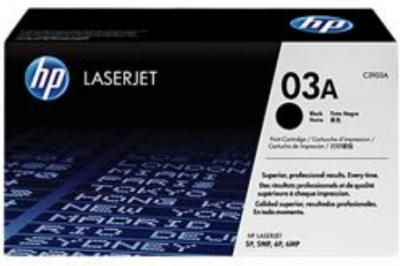 HP 03A čierny laserový toner