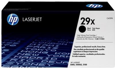 HP 29X čierny laserový toner