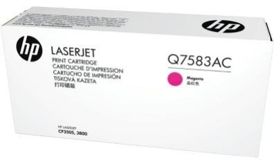 HP Q7583AC purpurový laserový toner