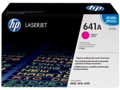 HP 641A purpurový laserový toner