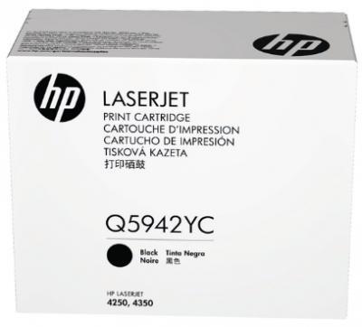 HP 42Y čierny laserový toner