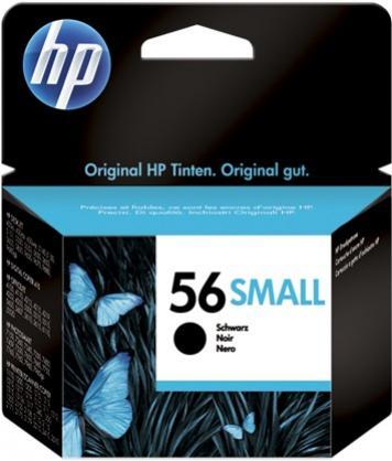HP 56 čierna atramentová kazeta malá