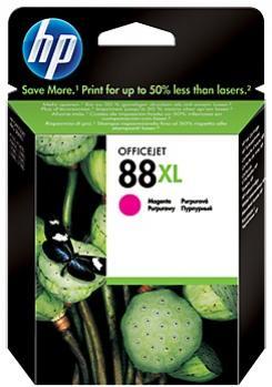 HP 88XL purpurová atramentová kazeta