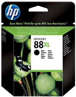 HP 88XL čierna atramentová kazeta