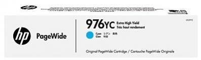 HP 976YC azúrová atramentová kazeta