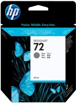 HP 72 sivá atramentová kazeta malá
