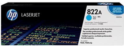 HP 822A azúrový laserový toner