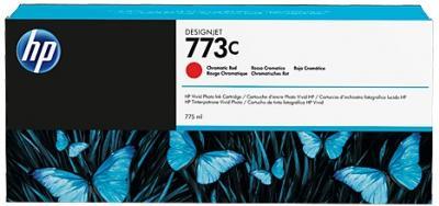 HP 773C chromatická červená atramentová kazeta