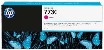 HP 773C purpurová atramentová kazeta