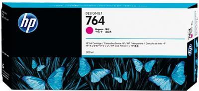 HP 764 purpurová atramentová kazeta