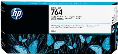 HP 764 foto čierna atramentová kazeta