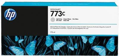 HP 773C svetlá sivá atramentová kazeta