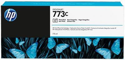 HP 773C foto čierna atramentová kazeta