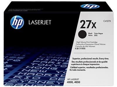 HP 27X čierny laserový toner