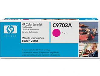 HP 121A purpurový laserový toner