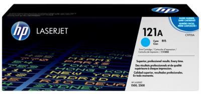 HP C9701A azúrový laserový toner