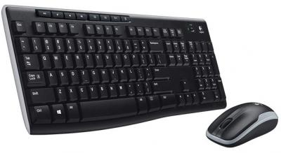 LOGITECH Set klávesnica a myš MK270 US