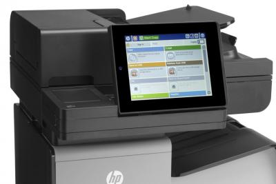 HP Officejet Enterprise X585f