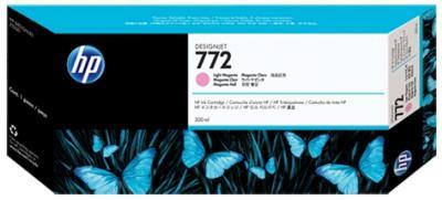 HP 772 svetlá purpurová atramentová kazeta