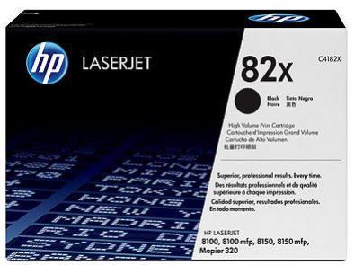 HP 82X čierny laserový toner dvojbalenie