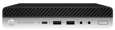 HP EliteDesk 800 G4 MFF