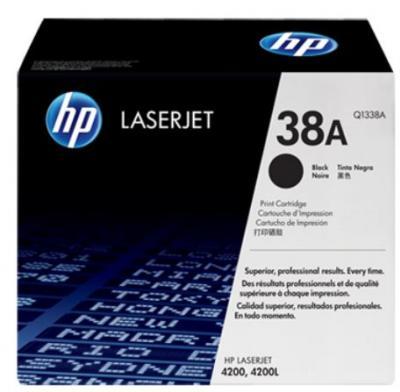 HP 38A čierny laserový toner