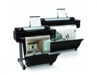 "HP DesignJet T520 24"" a 36"""