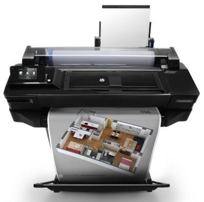 "HP DesignJet T520 24"""