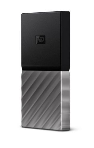 Western Digital Externý disk My Passport SSD 256GB USB3.1 Typ-C