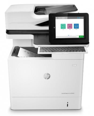 HP LaserJet Enterprise Flow M631h