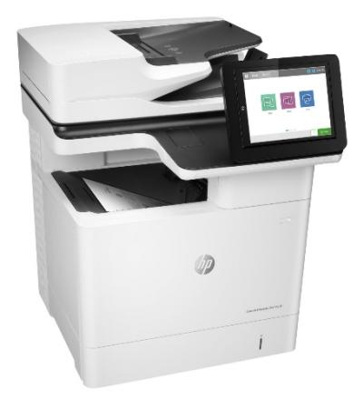 HP LaserJet Enterprise M635h