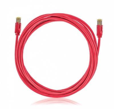 SOLARIX Patch kábel CAT5E SFTP PVC 20m červený